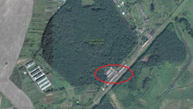 Передкарпатська правда Козицький продав дві земельні ділянки у Рудківському дендропарку