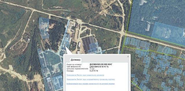 Синютка продав землю на Яворівщині за 100 тисяч