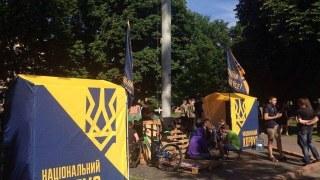 48032a43521465 До штурмовиків Львівської облради прийшов обшук
