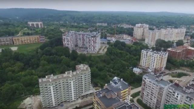 На вулиці Під Голоском стартує будівництво дороги до житлових будинків для воїнів АТО