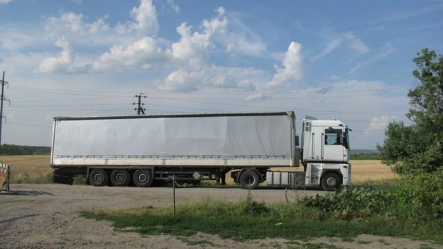 На Самбірщині у ДТП загинув водій вантажівки