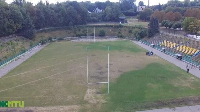 На ремонт трибун стадіону Юність виділили майже 400 000 гривень ... 2517216141ac1