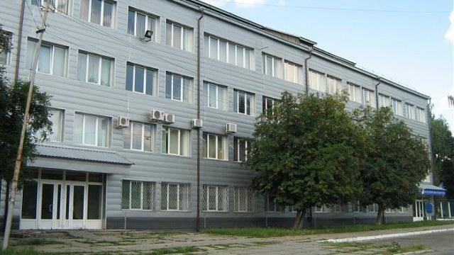 Виробничі корпуси львівського протезного заводу