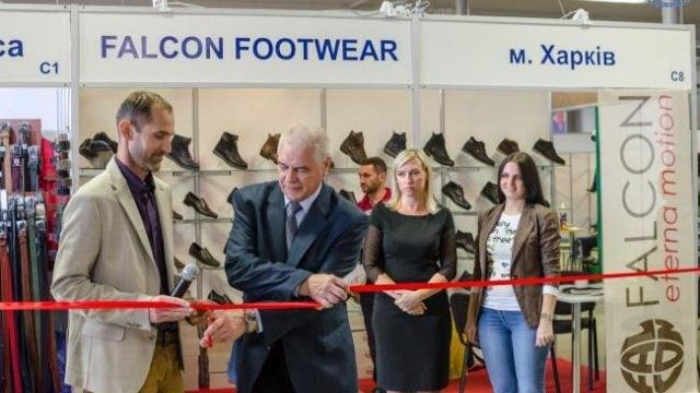 На Південному у Львові стартувала виставка взуття Galychyna Shoes ... 548aafa3778e8