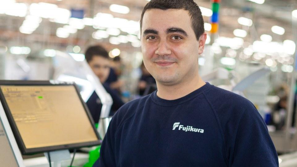 Шлях до успіху Сергія Кузнєцова – майстра зміни в компанії «Фуджікура»